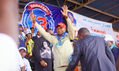 Shadary aux katangais: «aidez-moi à devenir président de la République» 12