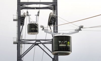 Kinshasa: 65 millions USD pour lancer deux lignes de transport par câble aérien 3