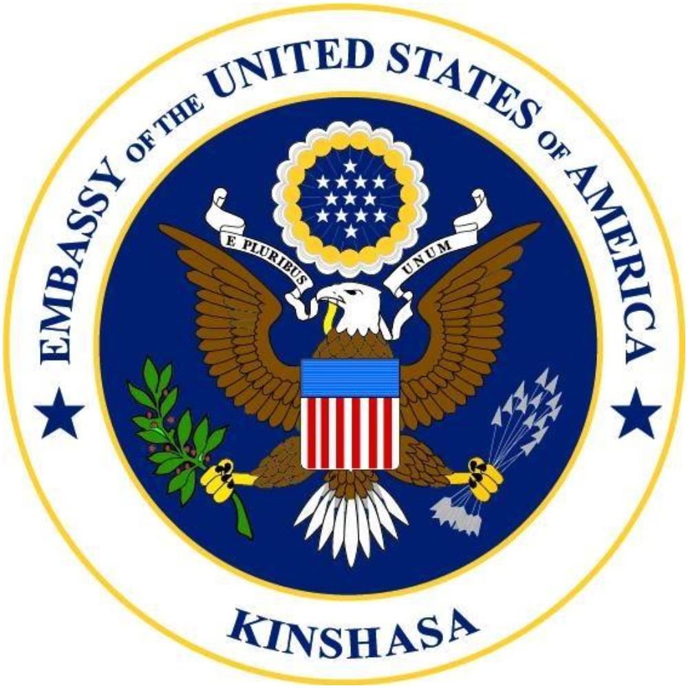 RDC: menacée d'attaque terroriste, l'Ambassade des USA restera fermée ce lundi 1
