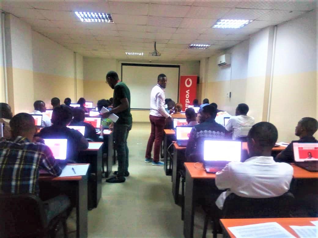 """RDC : lancement du premier test du programme """"Vodacom Elite 2018"""" 2"""