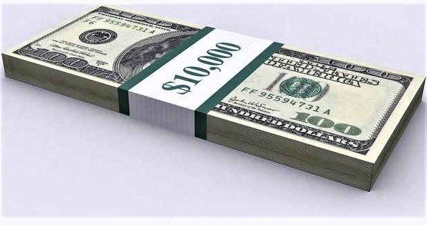 RDC: la BCC réglemente tout voyage avec des billets de banque d'une valeur de 10000 USD ou plus 1