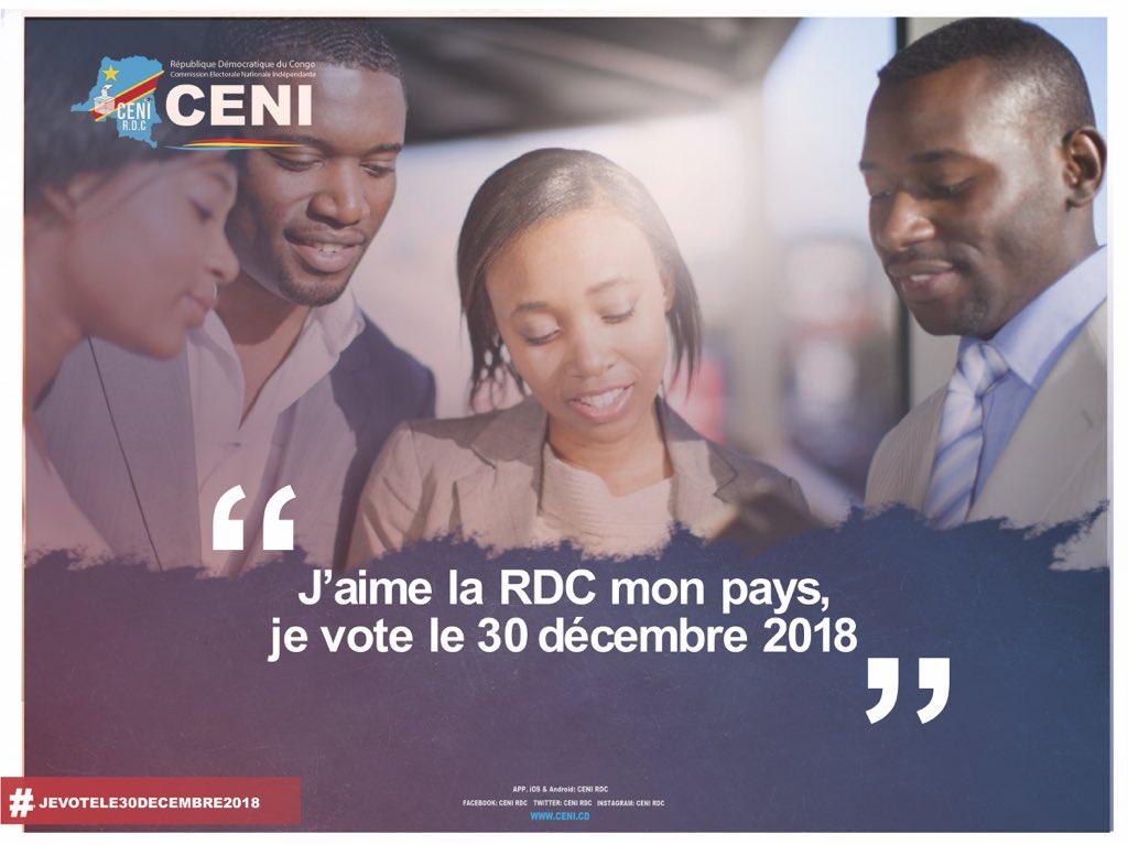 RDC: 700 000 témoins, 270 000 observateurs et 1 575 journalistes accrédités pour les élections 2