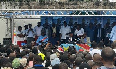 RDC: pour FatshiVit, la campagne se poursuit selon l'article 28 de la loi électorale 21