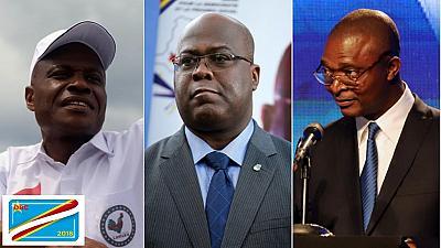 RDC: Fayulu, Tshisekedi et Shadary rivalisent dans la séduction de l'électorat ! 1