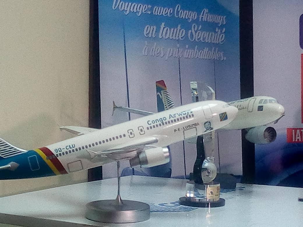 RDC : Congo Airways félicitée par le chef de l'Etat pour ses performances ! 1