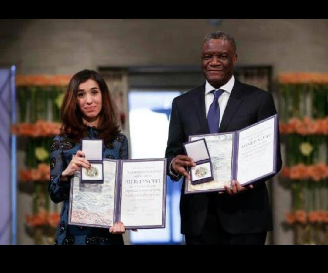 Monde : Mukwege pour la création d'un fonds global de réparation des victimes de violences sexuelles ! 1