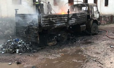 RDC : incendie de l'entrepôt CENI, les premières réactions des politiques ! 10
