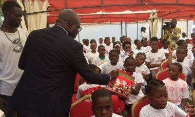 RDC : Vodacom Congo partage avec les démunis ! 4