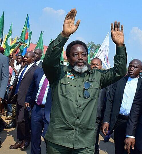 Joseph Kabila : « je vais m'occuper de mes fermes » 2