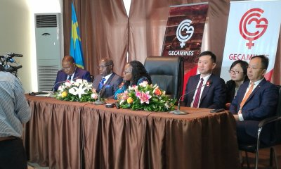 RDC : Gécamines signe son premier accord de partage de production 7
