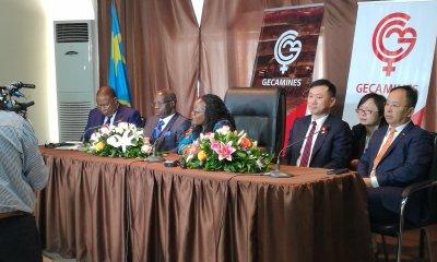 RDC : Gécamines signe son premier accord de partage de production 14
