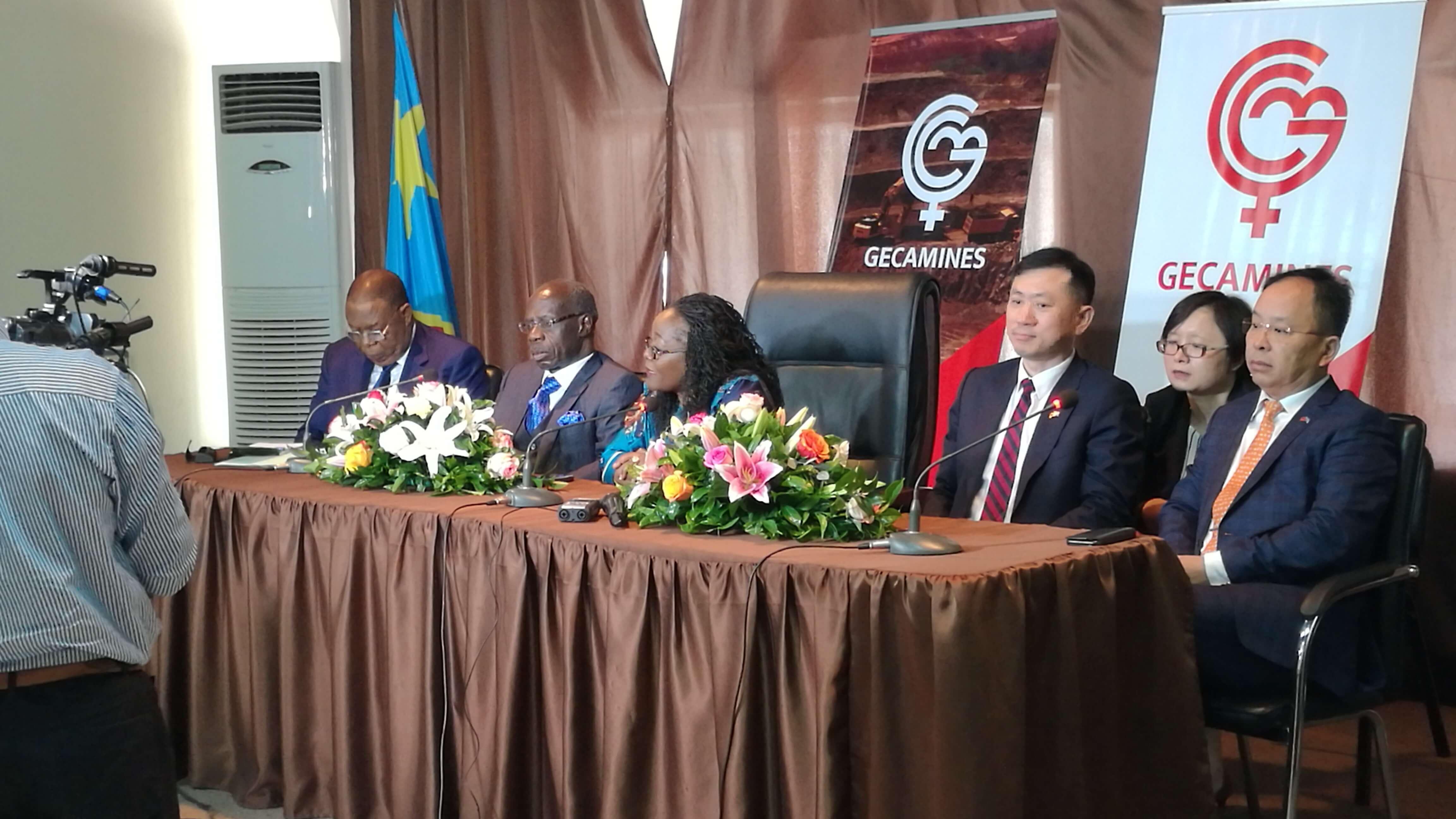 RDC : Gécamines signe son premier accord de partage de production 1