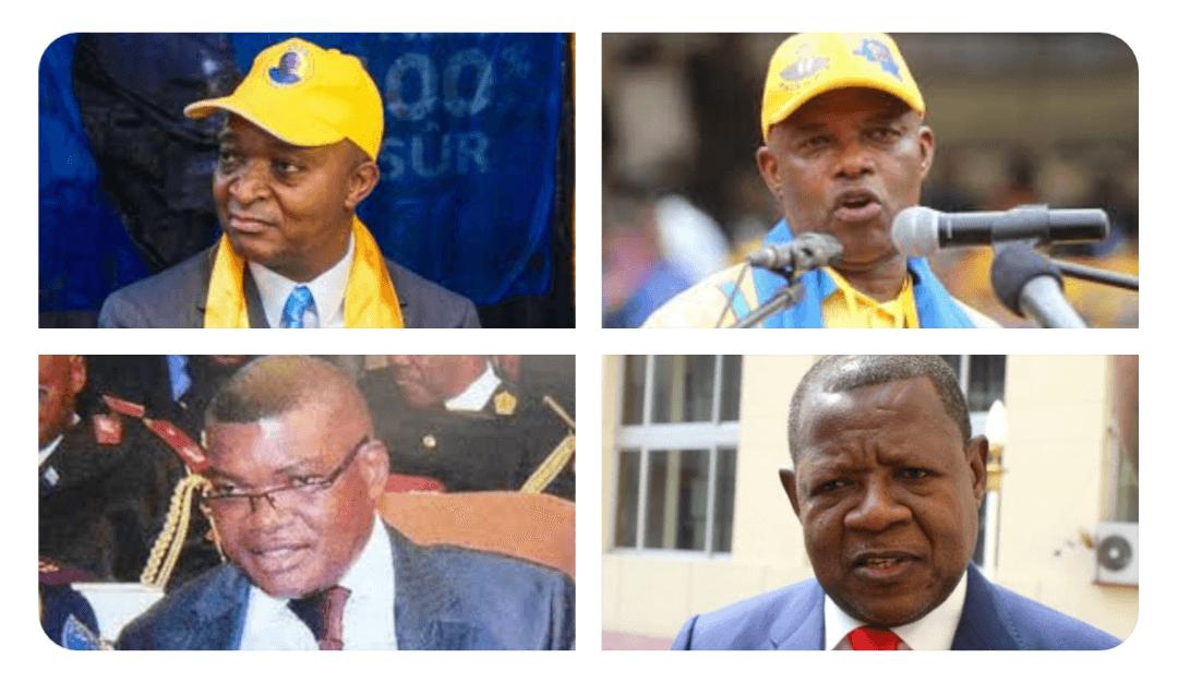 RDC : HRW pour le renouvellement des sanctions ciblées contre Shadary et consorts 1