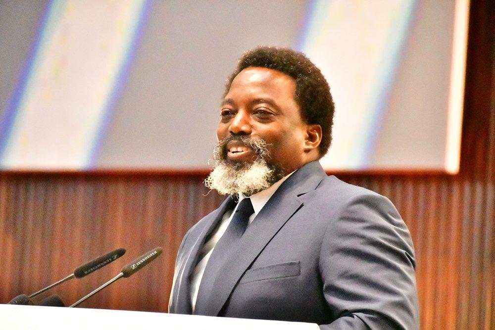 RDC : Kabila prononce son dernier message de vœux de nouvel an à la Nation 1