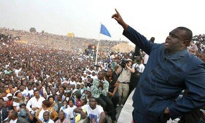 RDC : l'appel au vote de Bemba en faveur de Fayulu et des candidats députés de Lamuka 2
