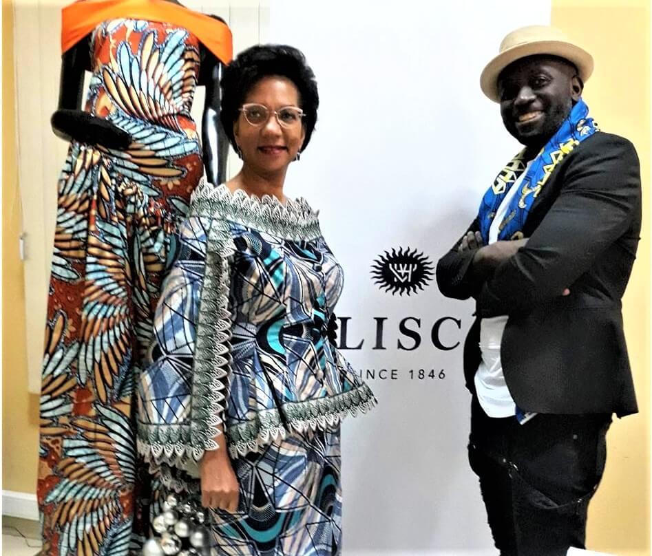 RDC : le styliste José Esam interprète VLISCO dans «les Reines du Congo» ce vendredi 1