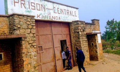 RDC: Monusco alloue 45000 USD pour sécuriser la prison centrale de Kananga 12