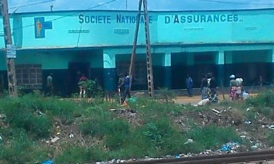 RDC : la SONAS condamne l'incendie de son agence de Kampemba à Lubumbashi 6