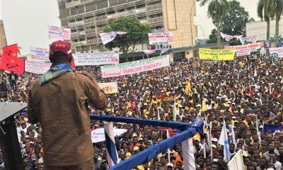 Kisangani: Shadary invite les jeunes à sécuriser les bureaux de vote et les machines à voter 1
