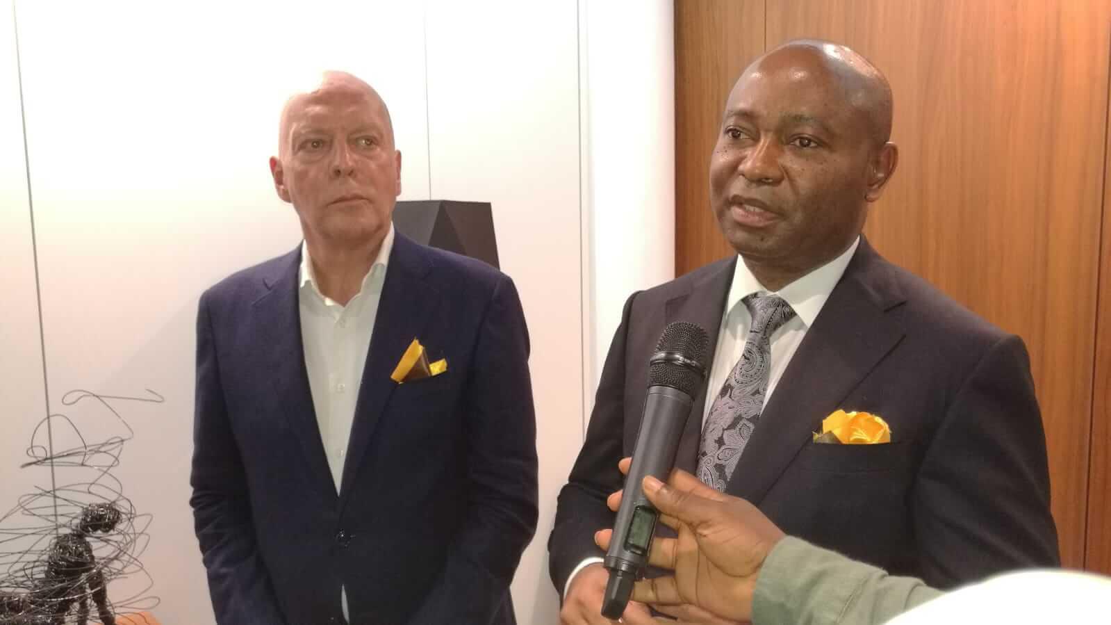 Deogracias Mutombo: « Atrium reflète la solidité financière de Rawbank»  2