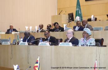 RDC : l'Union africaine prend acte de l'élection de Félix Tshisekedi 1