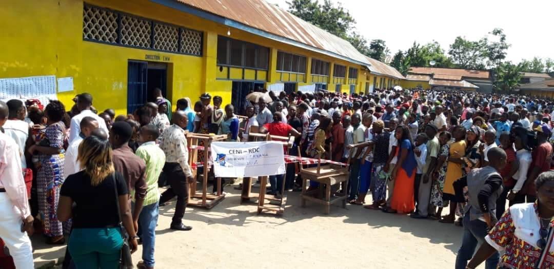 RDC : les quatre recommandations du réseau «Tous électeurs-Tous observateurs» 1