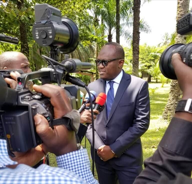Guy Mafuta : « Joseph Kabila n'a pas voulu occulter la vérité des urnes» 1