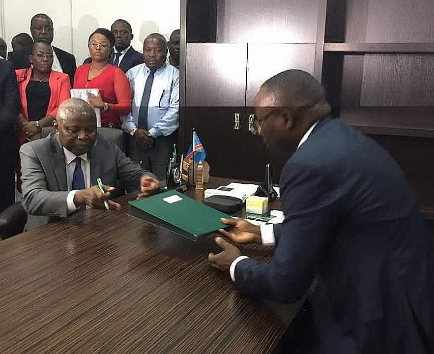 RDC : Kamerhe désigné directeur de cabinet de Félix Tshisekedi ! 1