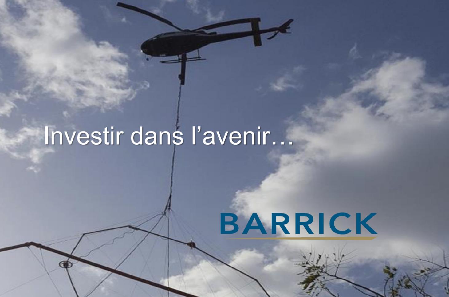 RDC : Kibali Gold Mine désormais sous le label de Barrick ! 1