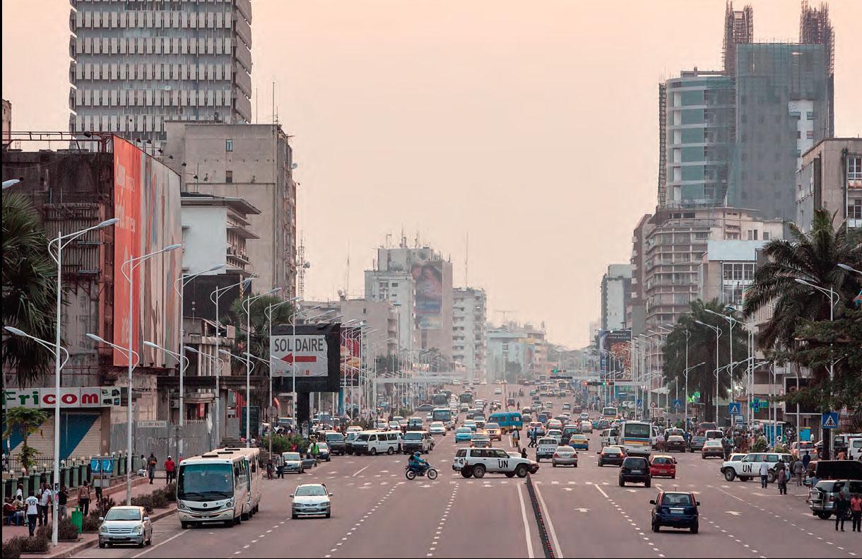 RDC: les défis du futur gouverneur de la province de Kinshasa 1