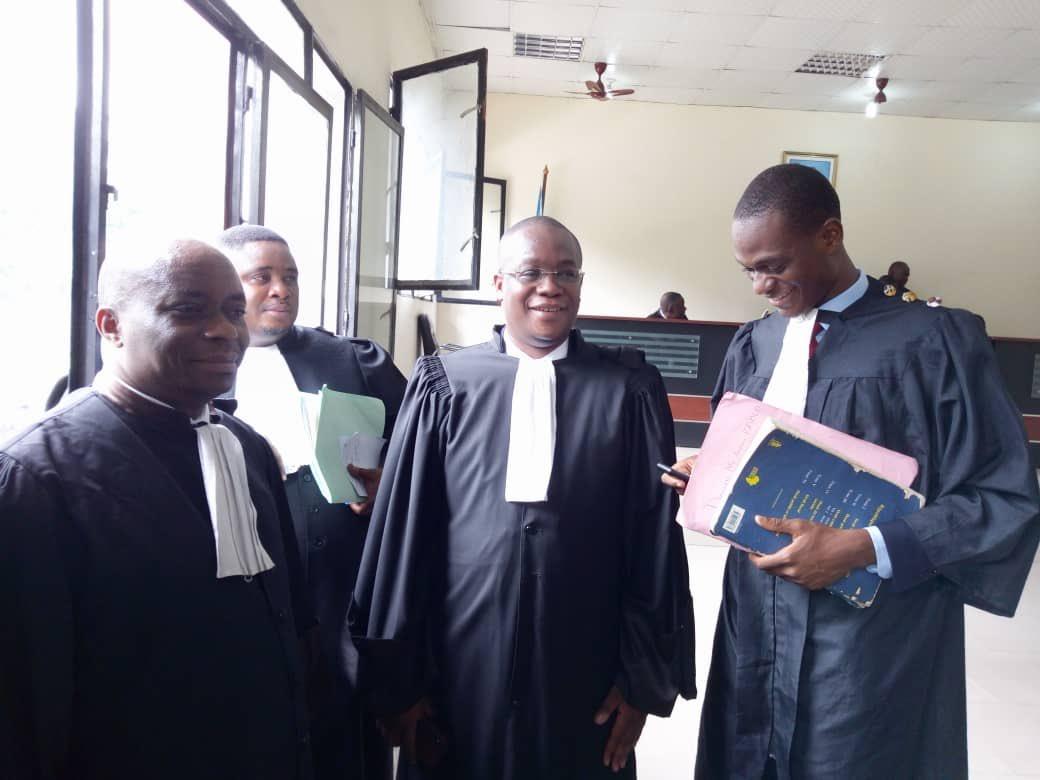 RDC : coupure d'internet, le Tribunal renvoie l'audience au 19 février 2019 1