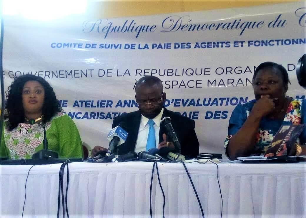 RDC : le CSP n'est pas rémunéré grâce aux retenus de salaires des agents de l'Etat 1