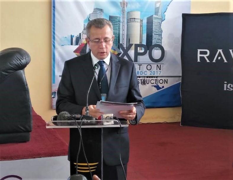 "RDC: Expobeton 2019 sera axée sur le thème ""Kinshasa horizon 2050"" 1"