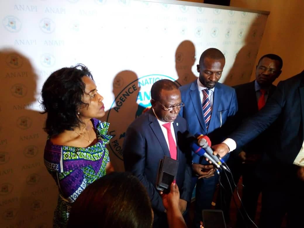 RDC : ANAPI sensibilise le secrétariat technique du Comité de pilotage climat des affaires 1