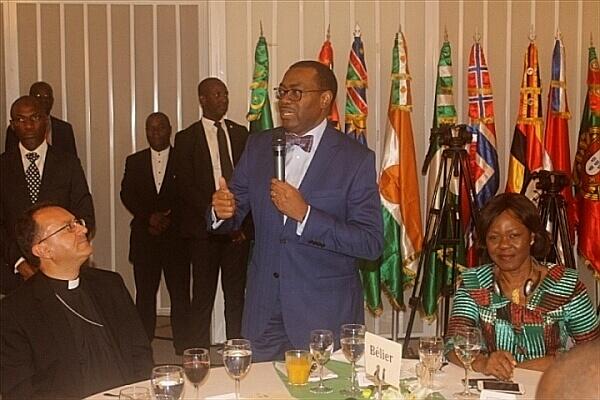 Afrique : la BAD table sur une croissance de 4% en 2019 1