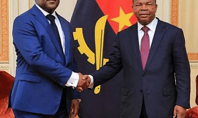 RDC-Angola : Tshisekedi et Lourenço font de la coopération leur priorité ! 7