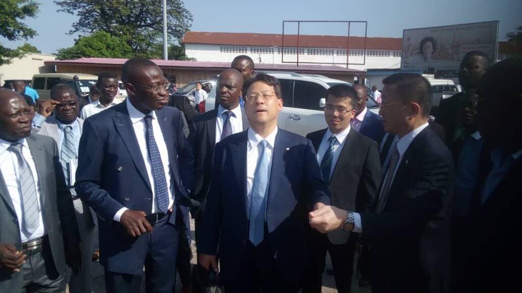 RDC: SCTP-Japon, un partenariat en gestation pour la réhabilitation des ports 2