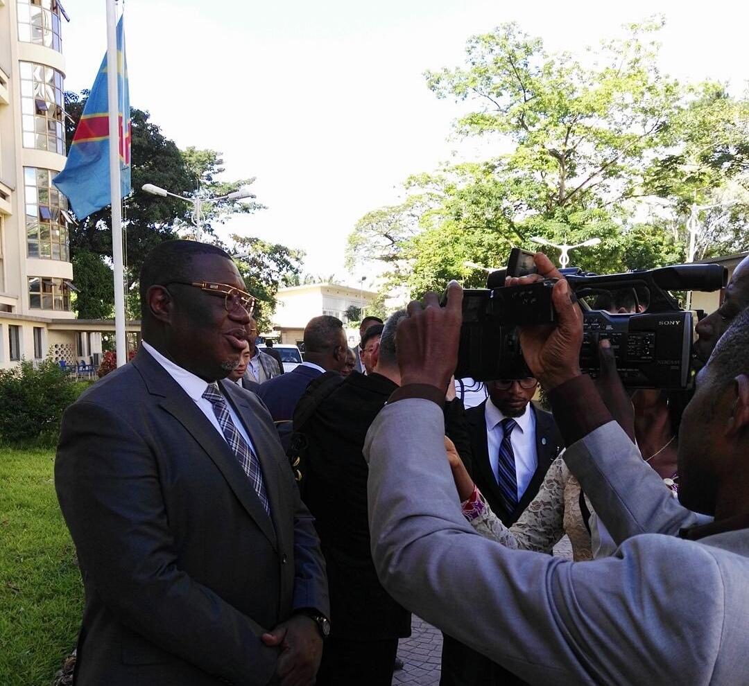 RDC : soupçons de détournements à l'Ambassade du Congo à Pékin ! 1
