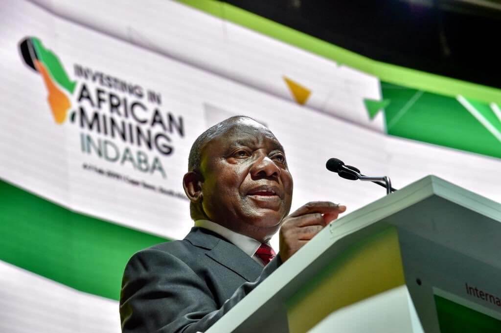 Afrique: appel à plus de collaboration entre intervenants de l'industrie minière 1