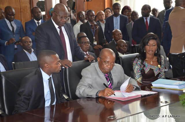 RDC : Kyungu satisfait des avancées du processus de validation de mandats des élus 1