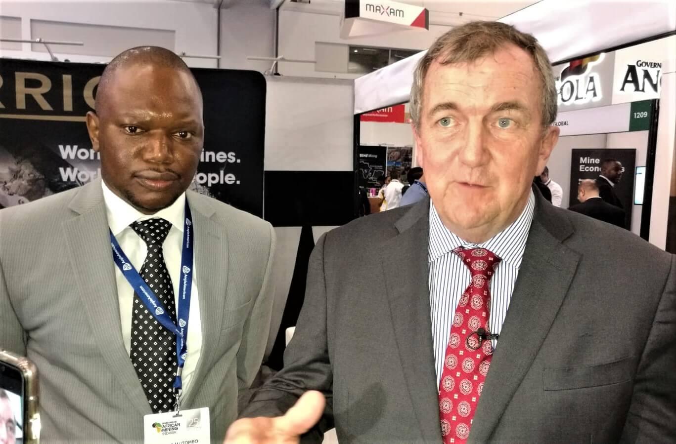 Mark Bristow:«nous avons échangé avec le cabinet du président Tshisekedi» 1