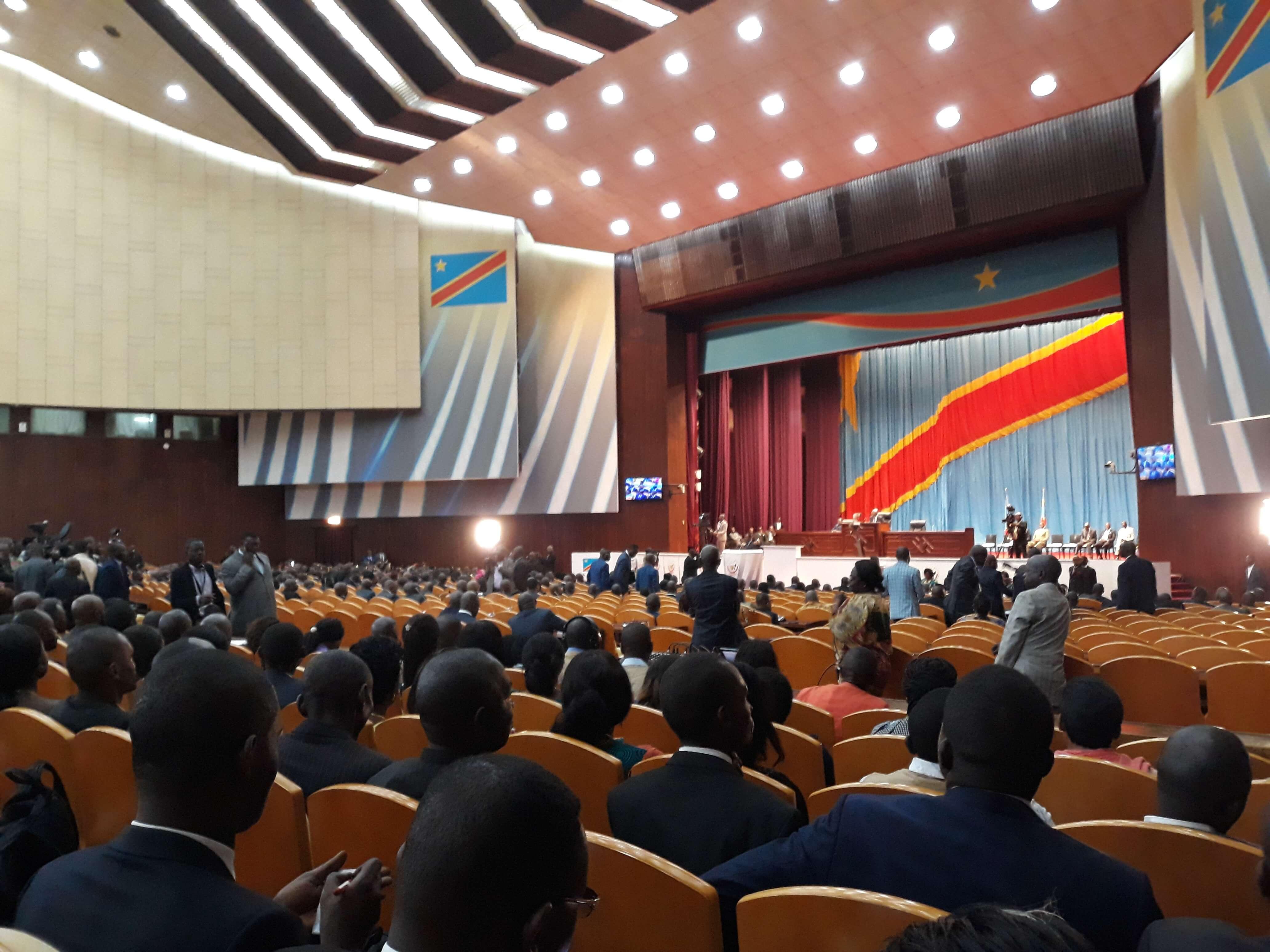 RDC: des commissions spéciales chargées d'analyser les dossiers des élus du peuple 1