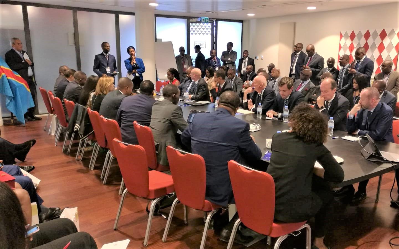 RDC: la vision stratégique d'investissements présentée aux businessmen à Kigali!  1
