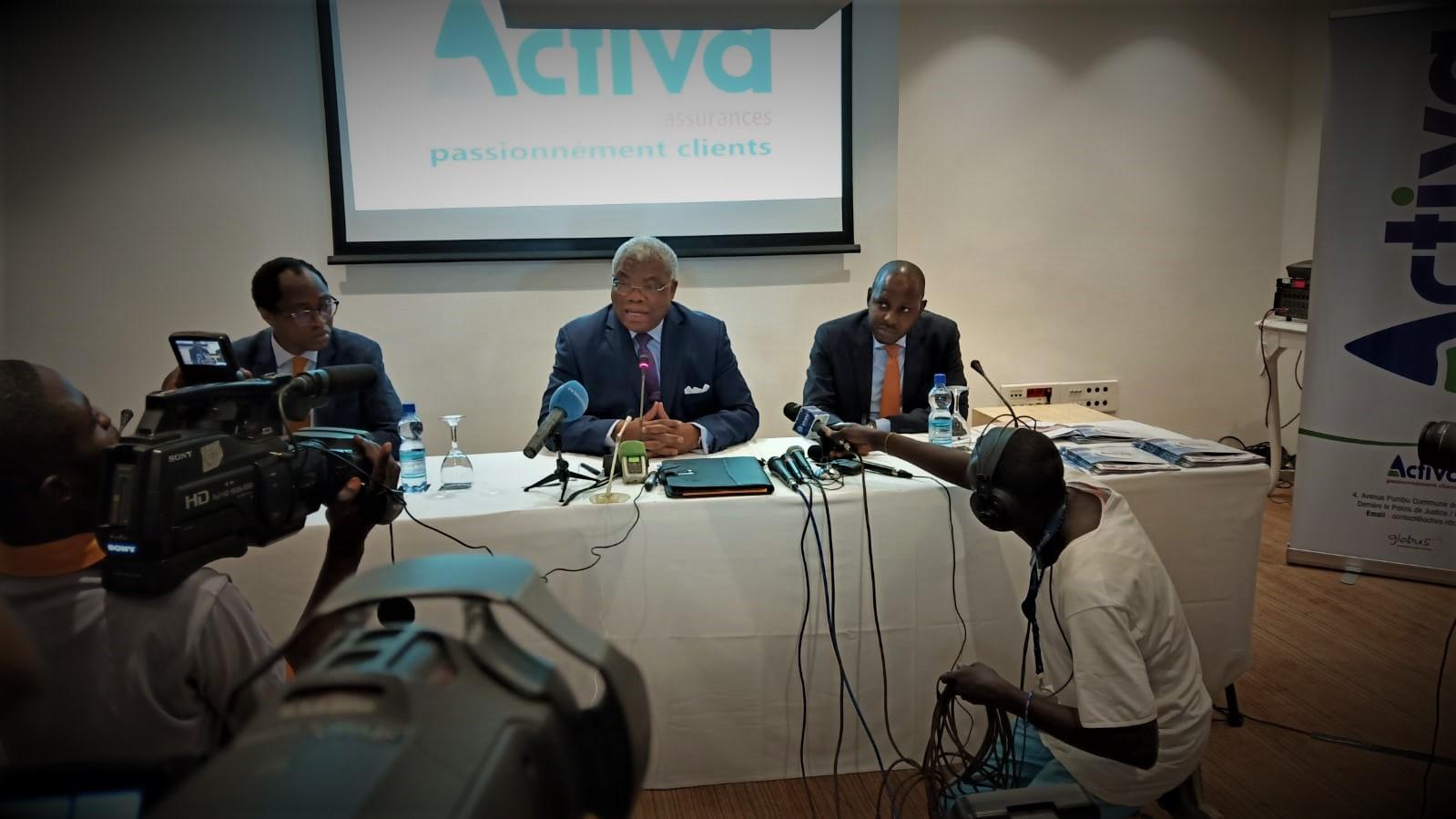 RDC: Activa assurances, un ancrage local au triple plan 1