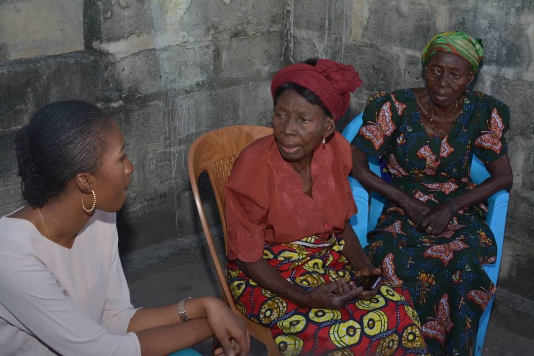 RDC : Parlement, la doyenne des administratifs honorée par Aminata Namasya ! 2