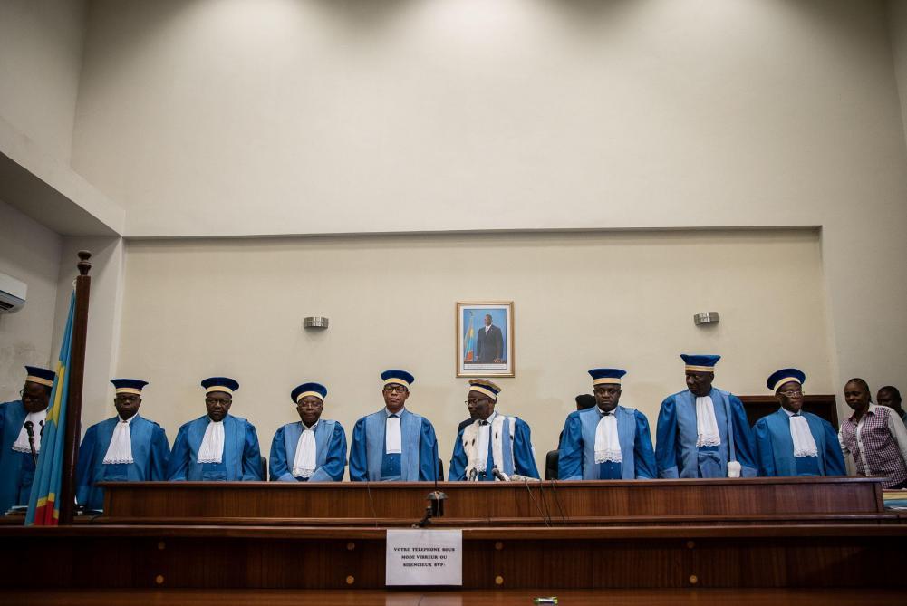 RDC : Assemblée nationale, le Règlement intérieur transmis à la Cour constitutionnelle ! 1