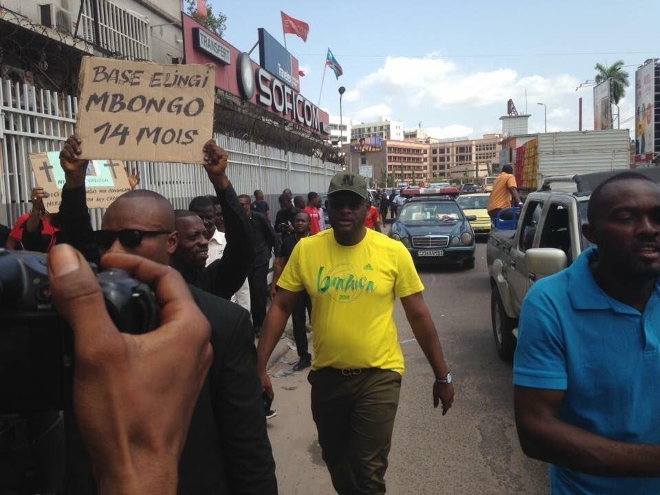 Kinshasa: des militaires ouvrent le feu sur des journalistes réclamant des arriérés de salaire 1