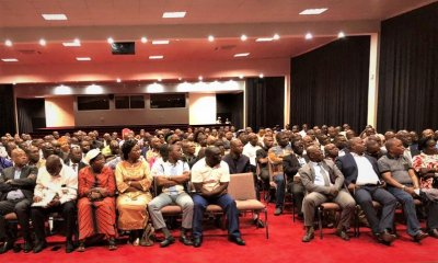 RDC : le FCC prépare le règlement intérieur de sa majorité parlementaire 1