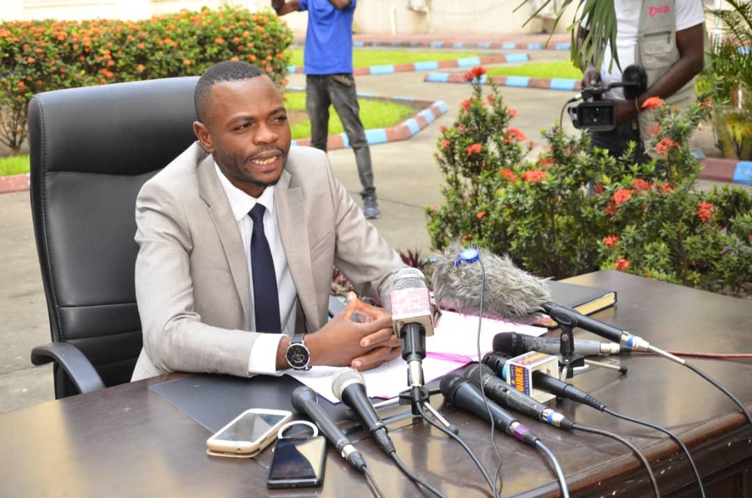 RDC : le député Jackson Ausse lance une campagne d'éveil de consciences de la jeunesse 1