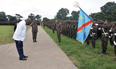 RDC : armée et police, des salaires déjà disponibles en banques ! 28